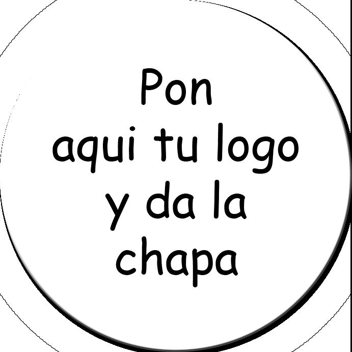 Chapa Publicitaria Personalizada