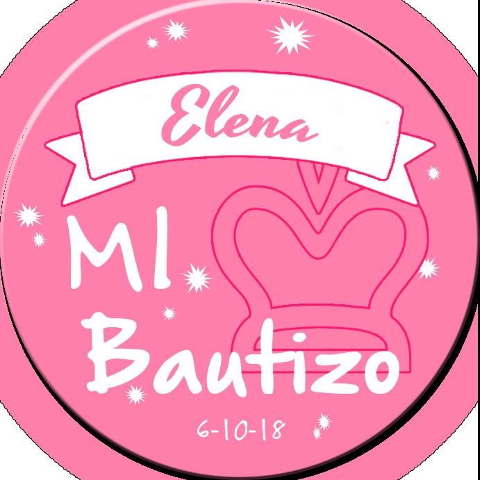 Bautizo Reina