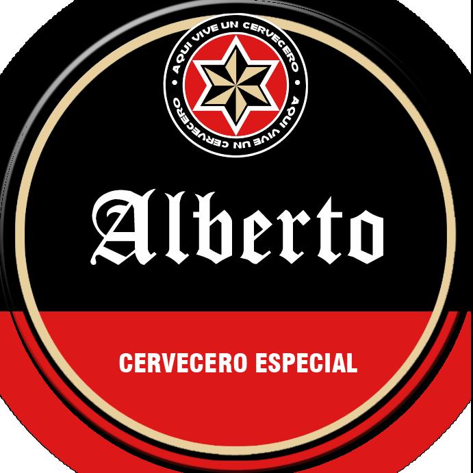 """Chapa Abridor """"Cervecero especial"""" (Rojo)"""